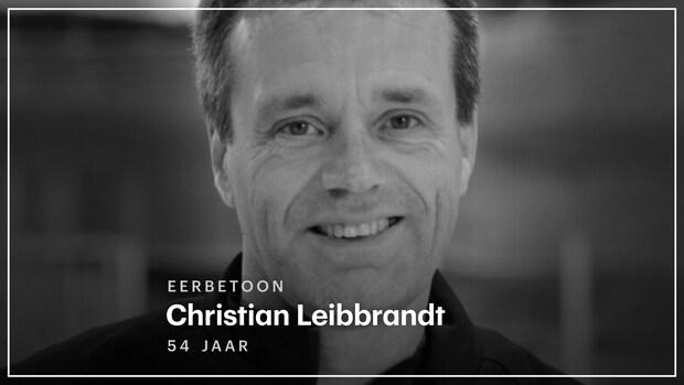 'Christian was kerngezond, fit en stond vol in het leven'