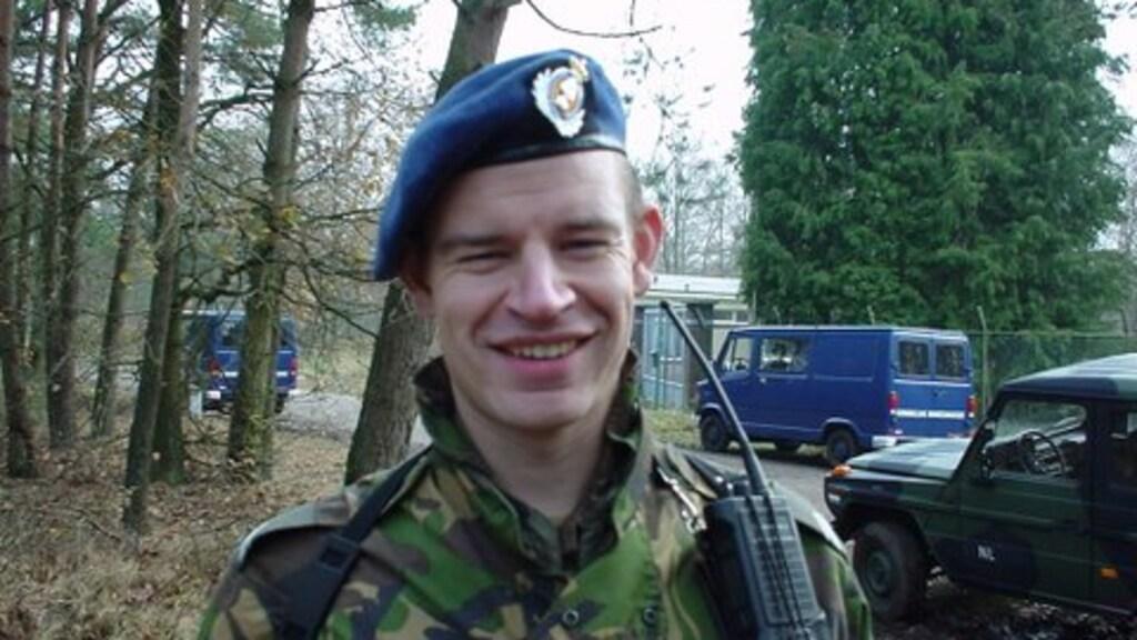 Militair Jeroen Severs (29) overleed in 2004 door een hinderlaag.