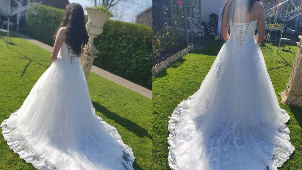 De jurk van Marianne