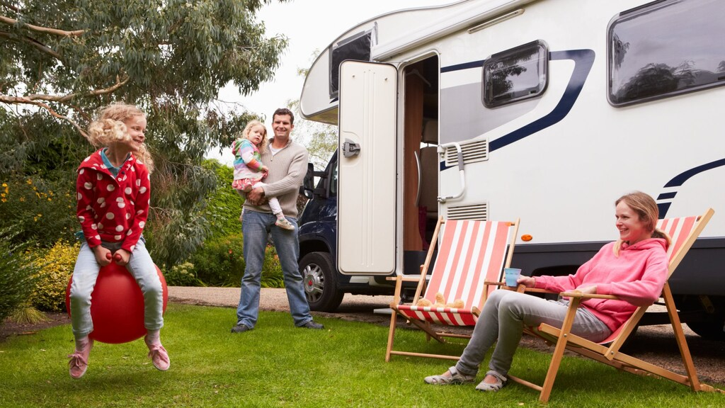 Meer jonge gezinnen kiezen voor de camper.