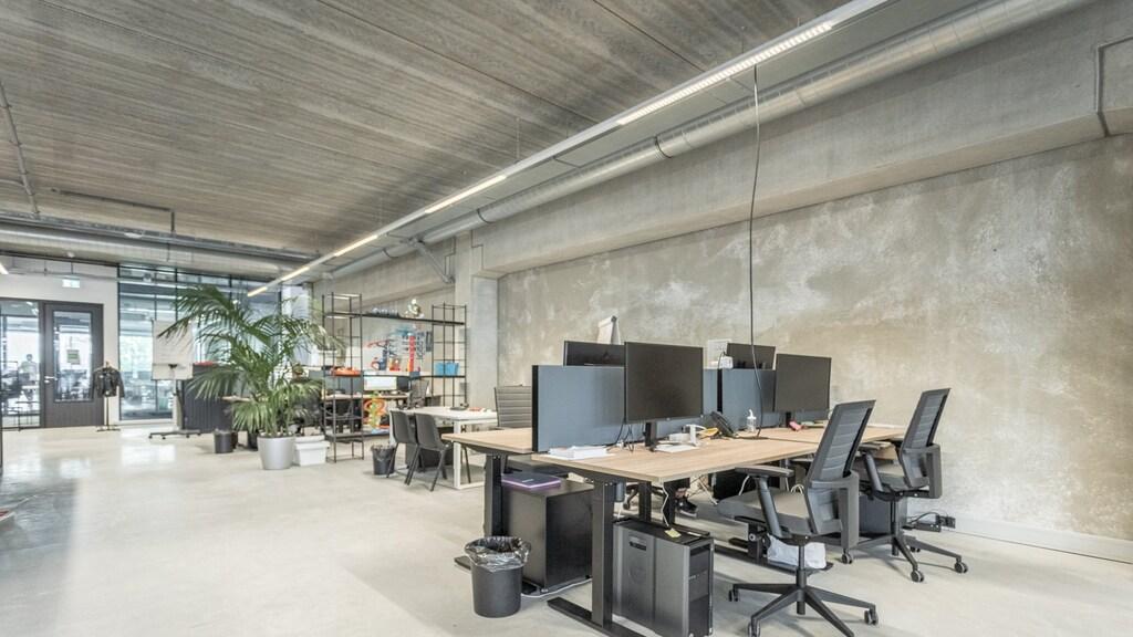Een voorbeeld van de kantoren die Skepp inricht.