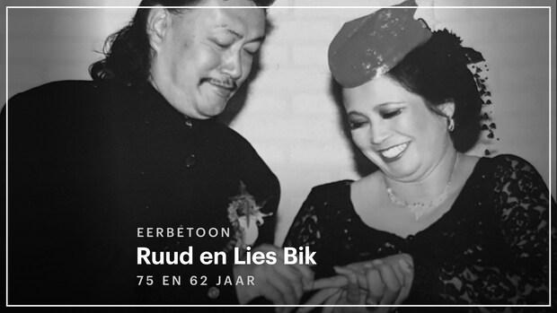 'Intens verdrietig was Ruud, toen hij hoorde dat Lies al was overleden aan corona'