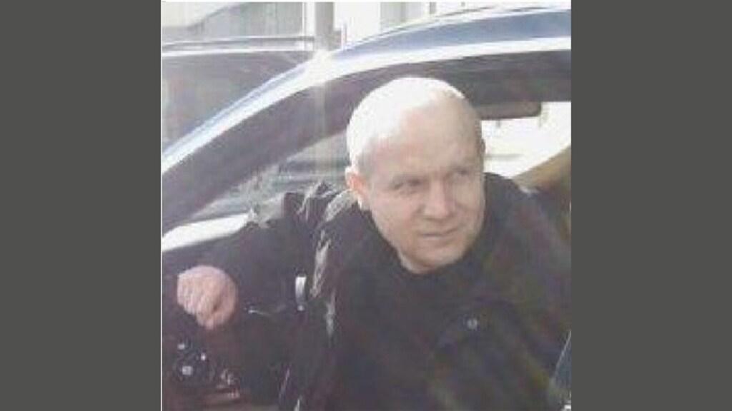 Oleg Poelatov, de enige verdachte die zich in de rechtbank laat vertegenwoordigen.