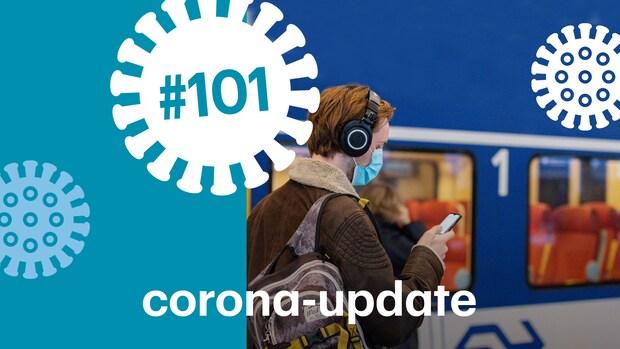 Hoe groot is de kans dat je nu nog besmet wordt met corona?