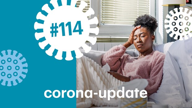 Waarom hebben patiënten na corona nog zoveel lichamelijke klachten?