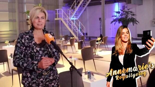 Annemarie's Royaltyvlog: prinses Laurentien apetrots op Eloise