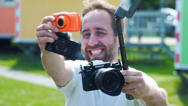 Hiermee maak je mooiere foto's en filmpjes op vakantie