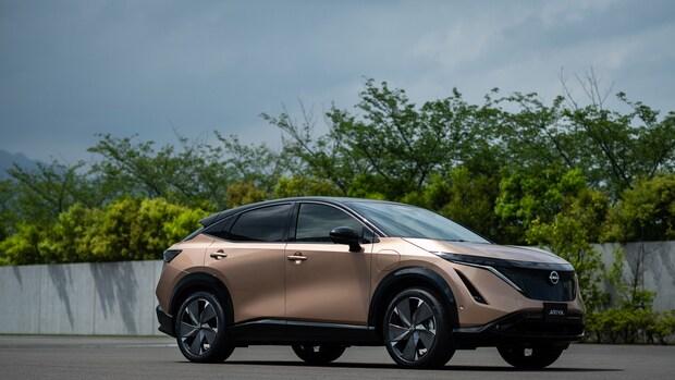 Nissan: over 10 jaar alleen nog elektrische auto's