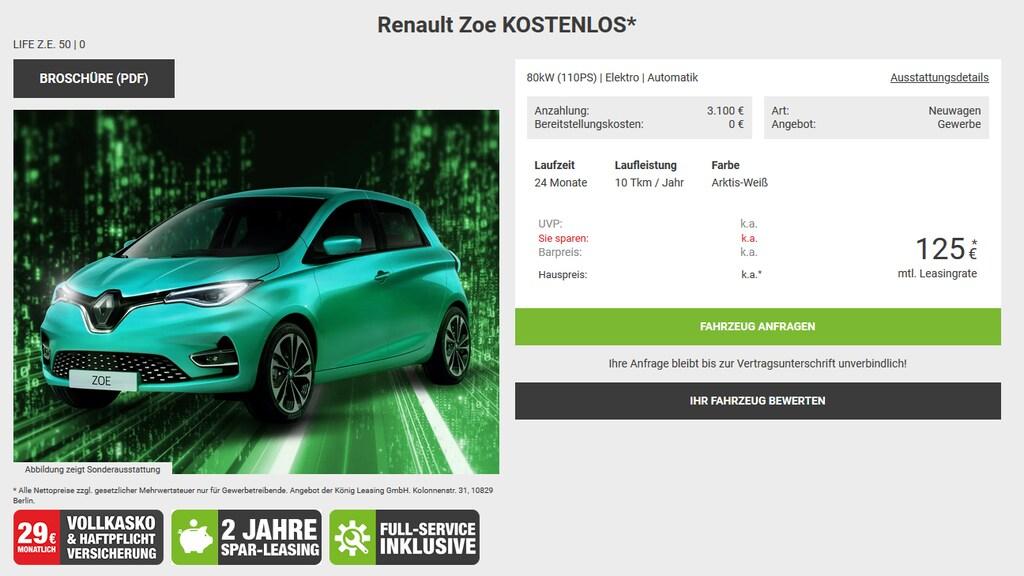 Het leasen kost 125 euro per maand, maar dat bedrag krijg je via subsidies weer terug.