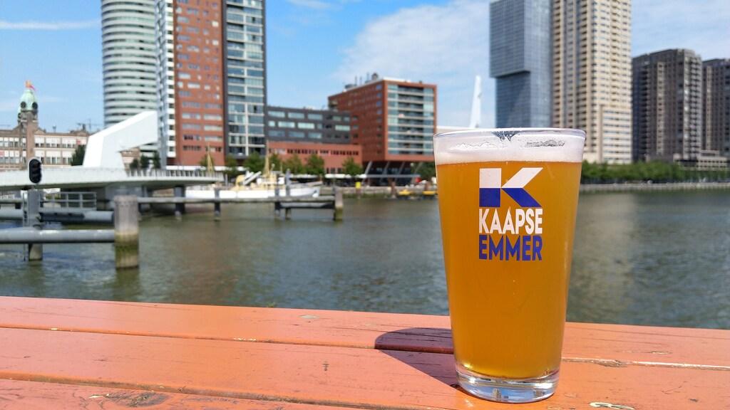 Een Kaapse Emmer op Katendrecht.