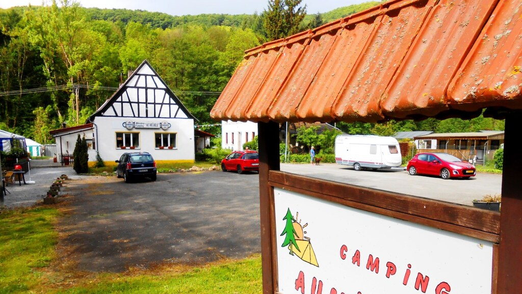 Camping Aumühle.