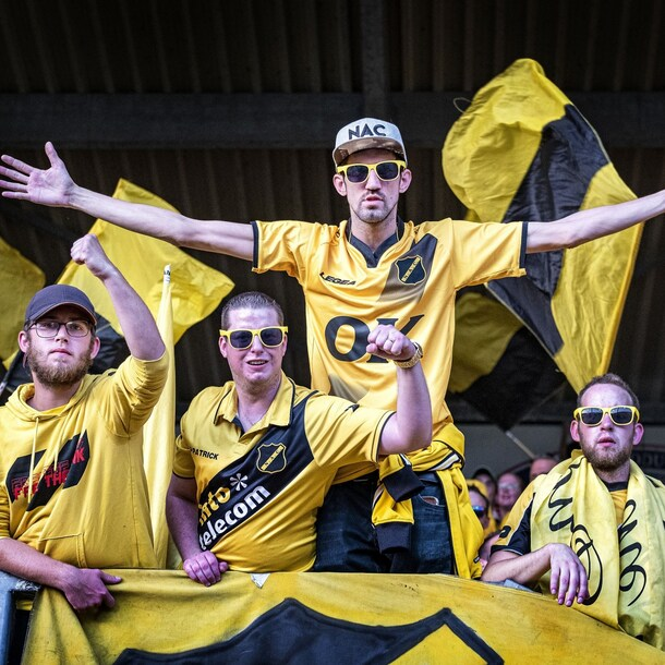 Fans van NAC
