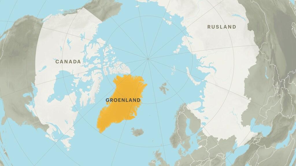 De Noordpool ligt in het midden van de Arctische Oceaan en wordt omringd door Canada, Groenland en Rusland.