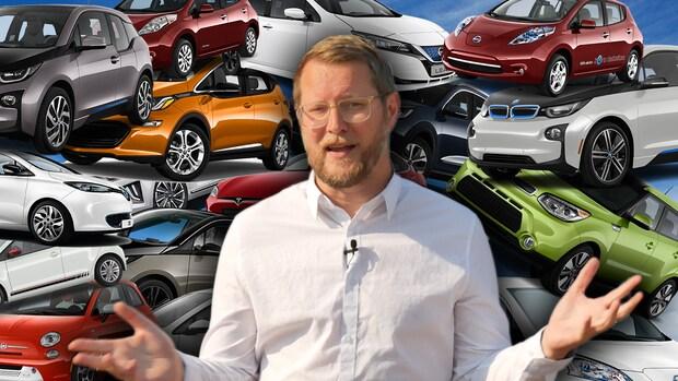 Tweedehands elektrische auto kopen? Let hier op