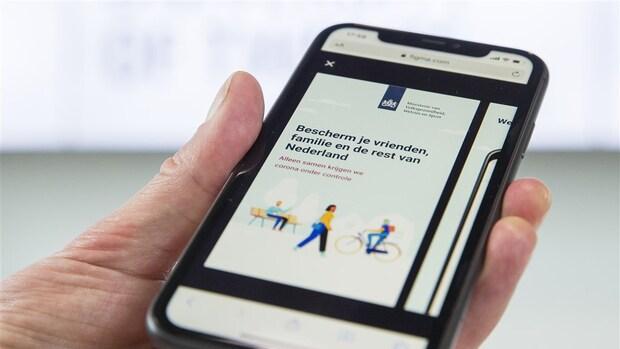 'Wet voor CoronaMelder-app verlengen tot januari 2022'