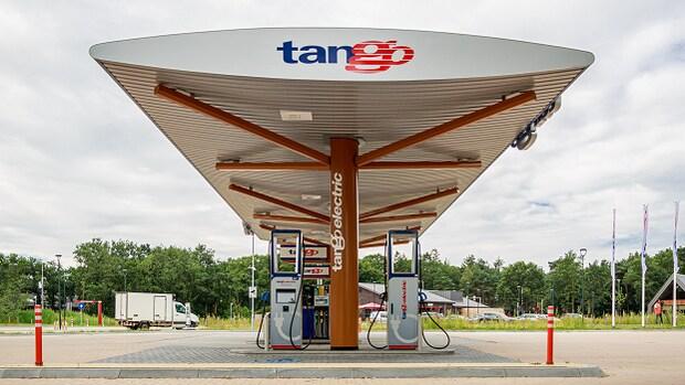 Tango komt met eigen netwerk van laadpalen
