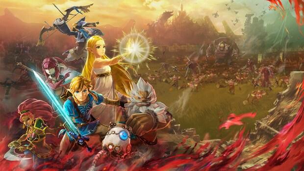 Nieuwe Zelda-game voor Nintendo Switch aangekondigd