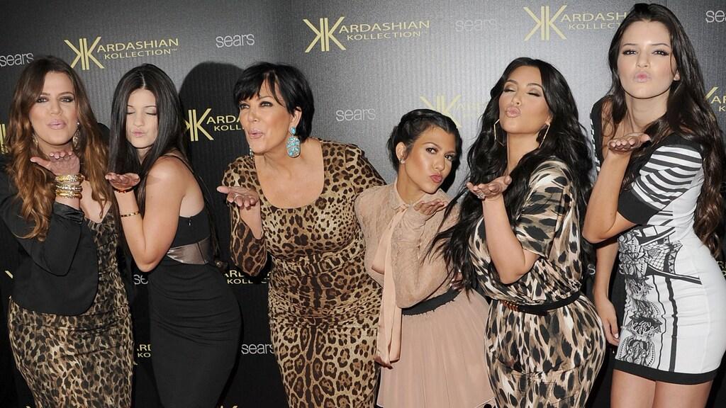 De Kardashians in 2011.