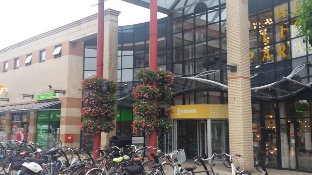 Winkelcentrum De Bogaard in Rijswijk.