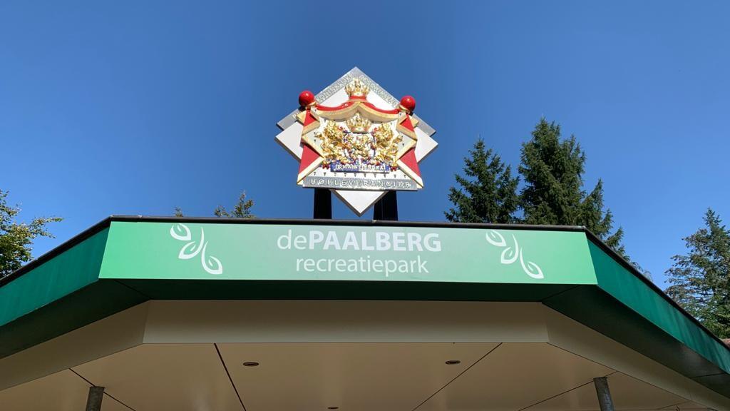 Het wapenschild van De Paalberg