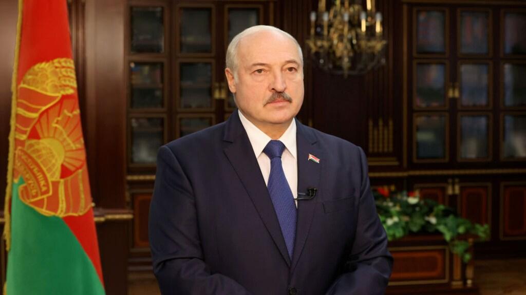 President Aleksandr Loekasjenko van Belarus
