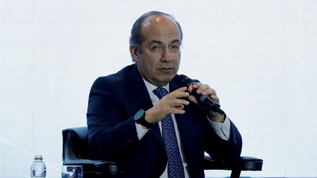Oud-president Felipe Calderon begon met de 'War on Drugs'.