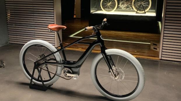 Harley-Davidson onthult eerste e-bike komende maand