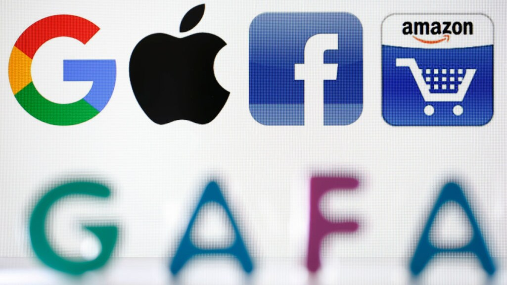 Worden de vier grote technologiebedrijven Google, Apple, Facebook en Amazon ooit opgesplitst?