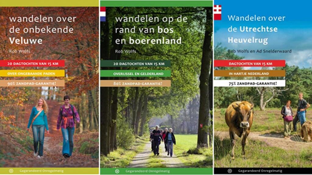 Wandelgidsen van Gegarandeerd Onregelmatig.
