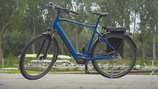 Helft elektrische stadsfietsen in Nederland is verzekerd
