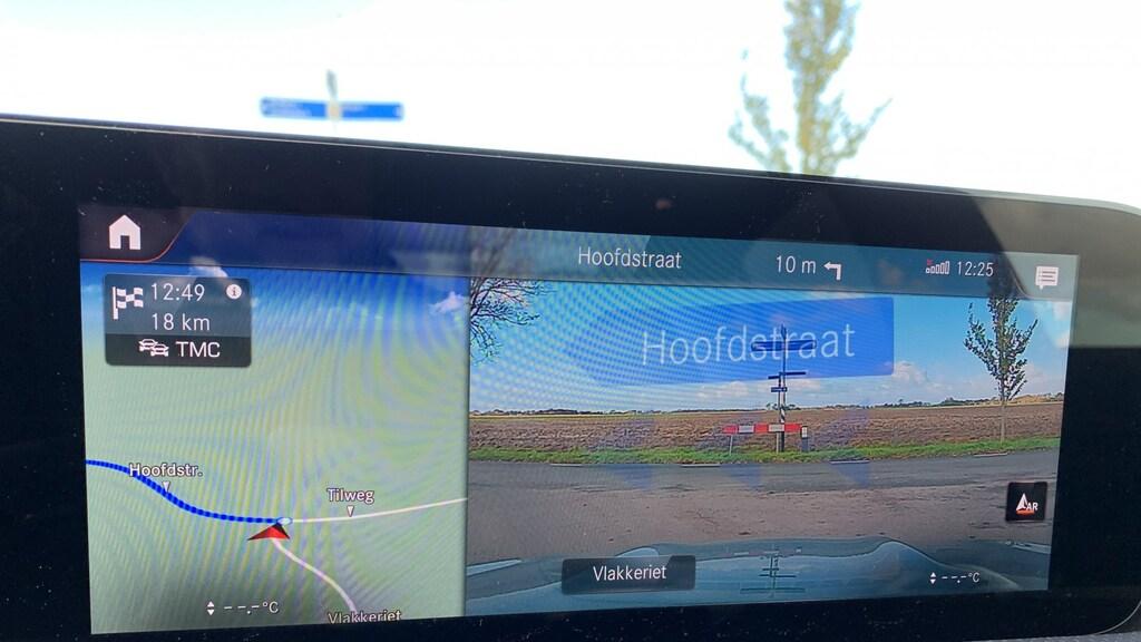 Augmented reality navigatie