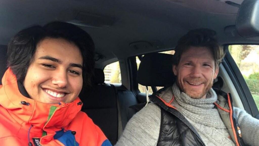 """""""Ieder weekend train ik op een van de skibanen van Snowworld. Mijn vader rijdt me naar Amsterdam, Zoetermeer of Landgraaf."""""""