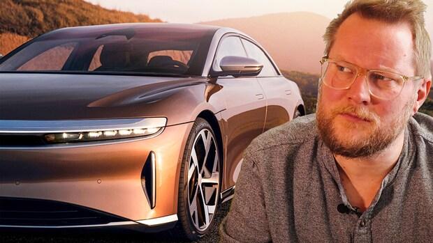 Is Lucid het nieuwe Tesla?