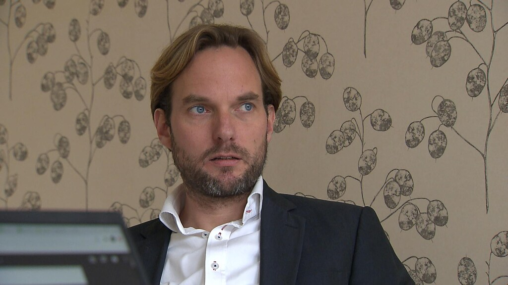 Psycholoog Gijs Coppens: 'We raken vermoeid en geprikkeld.'