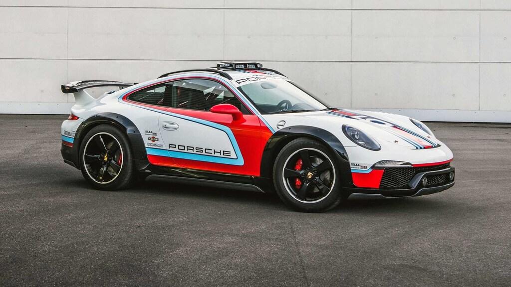 Porsche Vision Safari