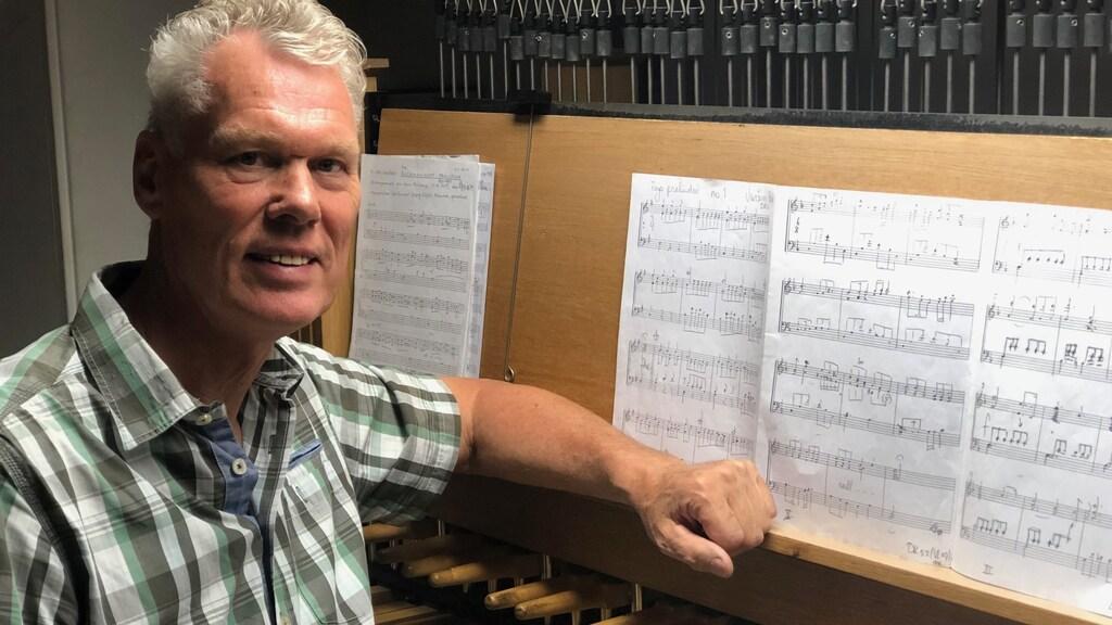 Auke de Boer verrast graag mensen met zijn muziek