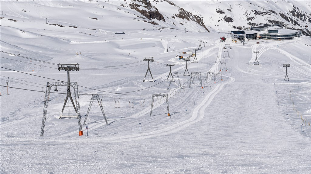 Wordt dit het beeld in de skigebieden in Europa deze kerst?