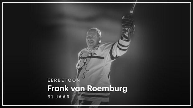 'Voor ons was het gewoon Frank, voor anderen een icoon in de ijshockeywereld'