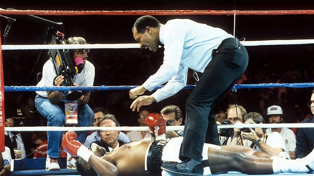 Henry Tillman knockout in eerste ronde