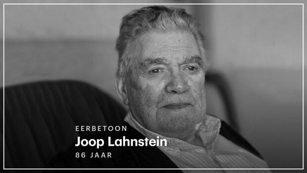 '65 jaar was Joop samen met Bep: hand in hand is hij gestorven'