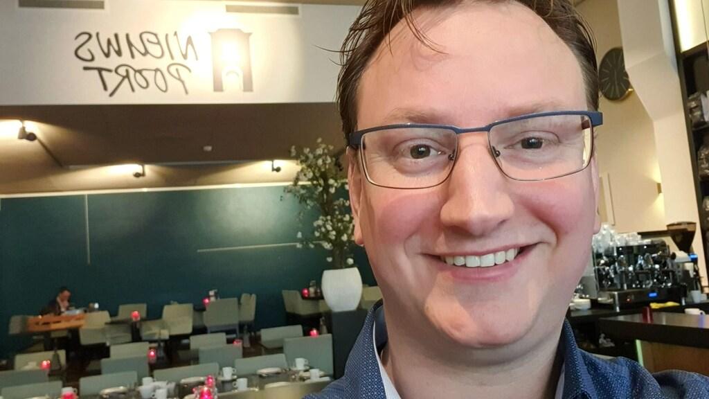 GGZ-medewerker Joost twijfelt nog of hij zich laat vaccineren.