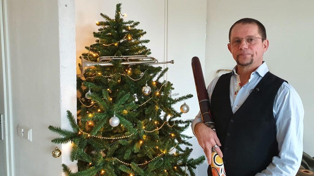 Ook met een didgeridoo zou je jezelf kunnen trainen