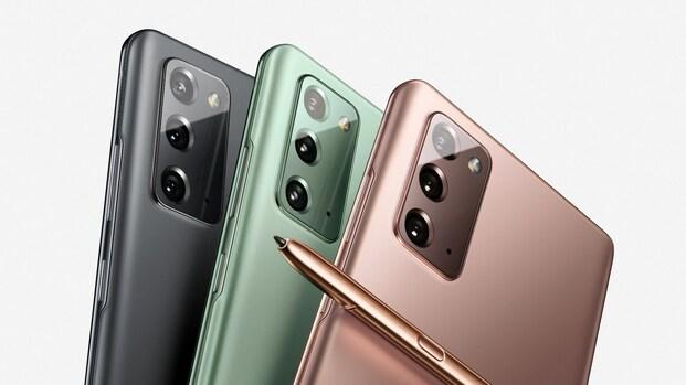 Samsung hint op stylus bij nieuwe Galaxy S21'