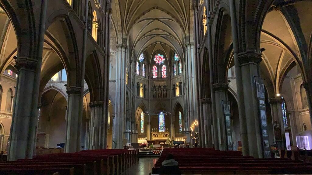 De kerk vanbinnen