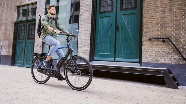 Gazelle en Sparta verkopen meeste e-bikes in Nederland