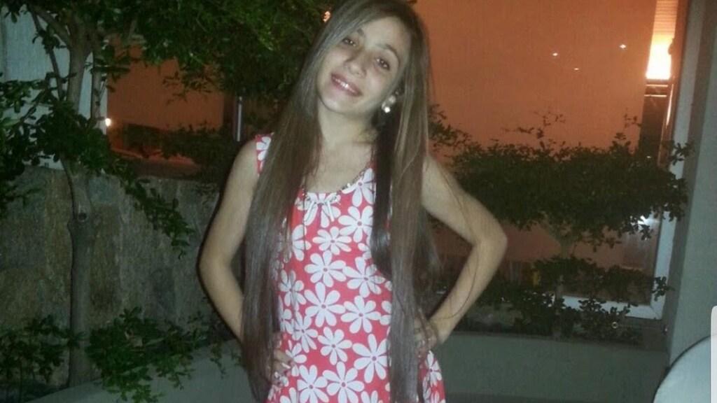 Een groot deel van haar tienertijd bracht Hanin door in Venezuela.
