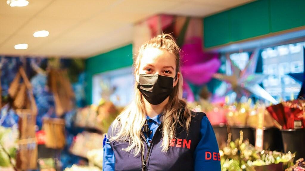 Allisha werkt al ruim 5 jaar bij de Deen in Amsterdam