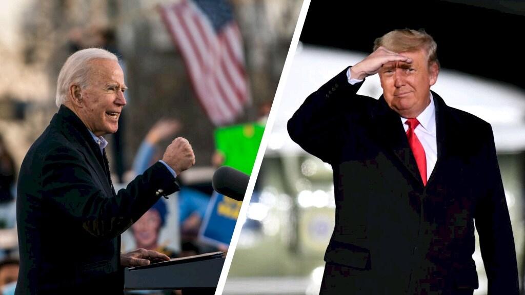 Biden en Trump zullen elkaar niet ontmoeten voor de machtsoverdracht, zo is de verwachting.