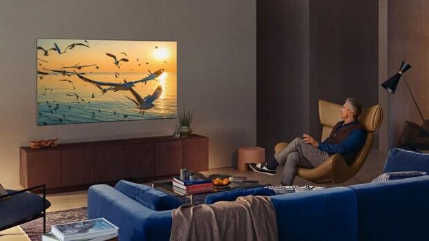 Samsung onthult tv's met 'veel beter beeld' dankzij miniled