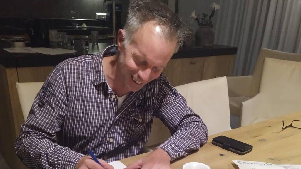 Johan Bouma is voorzitter van Wolvenhek Fryslân.